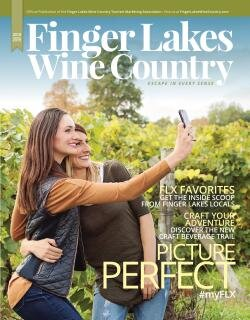 Fingerlakes wine country